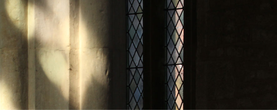St. Mary's Bruton Window